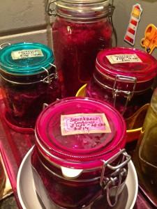 surkål sauerkraut probiotika