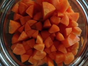 fermenterede gulerødder