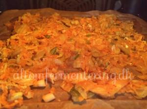 kimchi krydderi