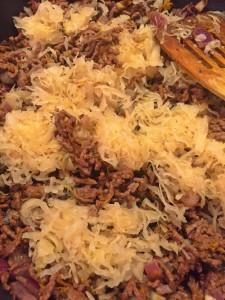 hokkaido surkål sauerkraut