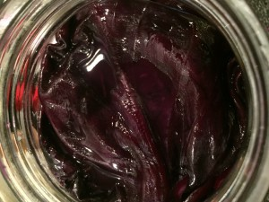 Surkål sauerkraut