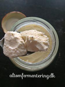 Kokosmælk yoghurt