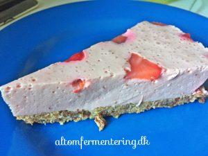 probiotisk morgenmad cheesecake