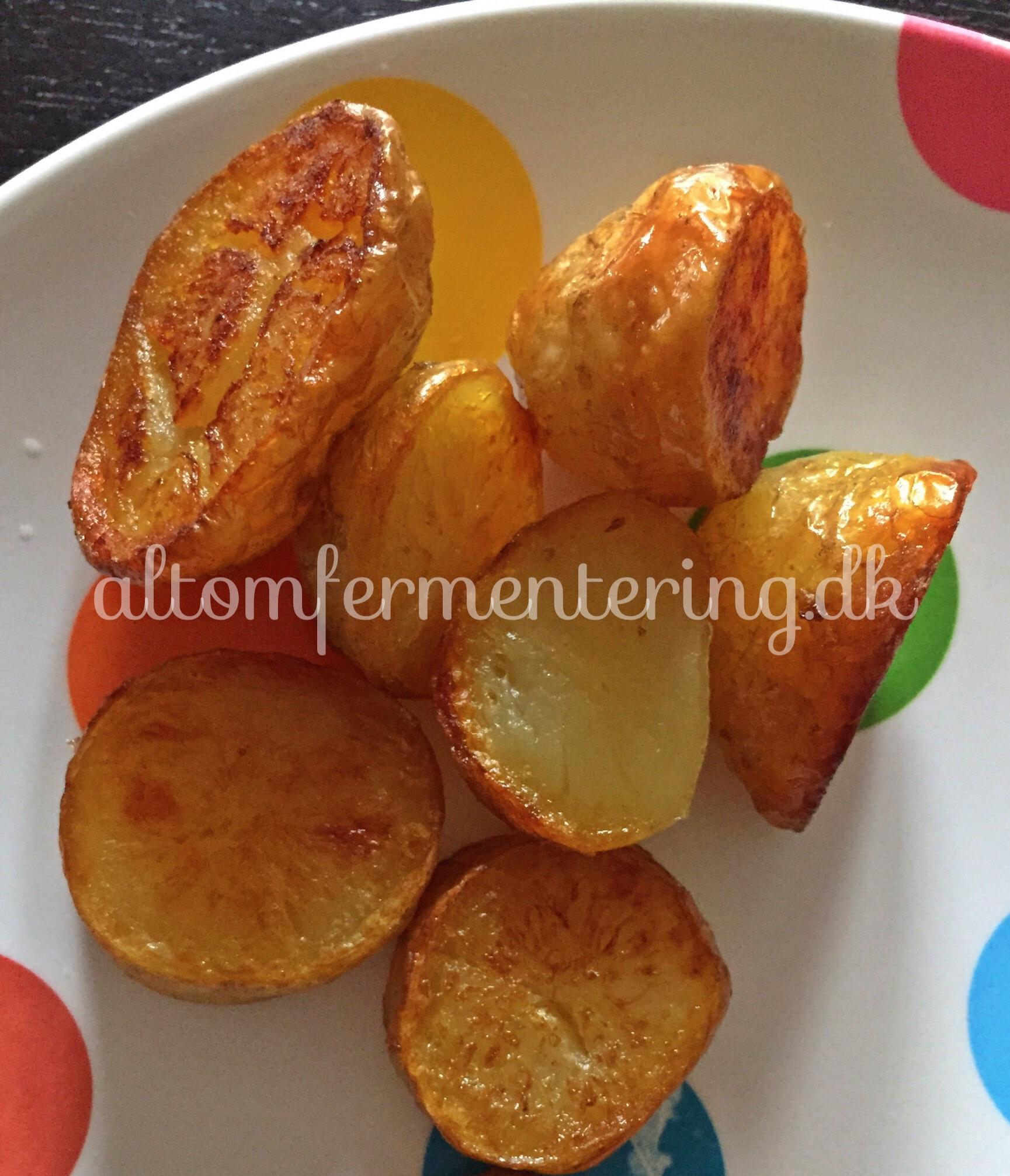 Fermenterede Kartofler